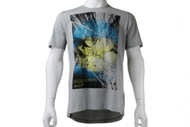 Image of Adidas ed athletes tee s87513 homme t shirt gris 48