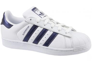 nouveau style e4c87 a195a Adidas Superstar W CG5464 Femme sneakers Blanc