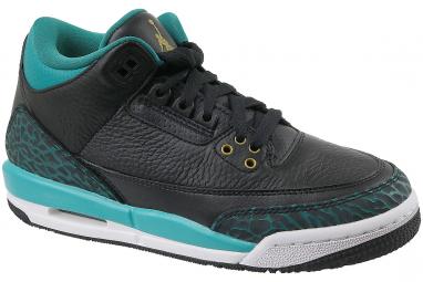 nike  Jordan 3 retro gg 441140 018 garcon sneakers noir 36 sneakers pour... par LeGuide.com Publicité