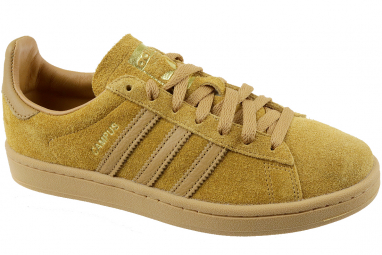 Adidas Campus CQ2046 Homme sneakers Marron |