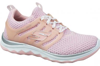 Skechers Diamond Runner 81561L-LTPK Garçon sneakers Rose