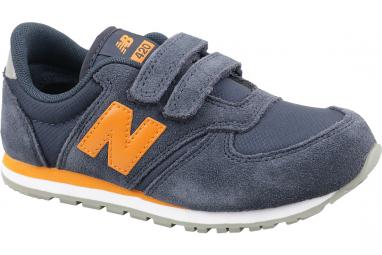 New Balance YV420BY Garçon chaussures de sport Bleu foncé