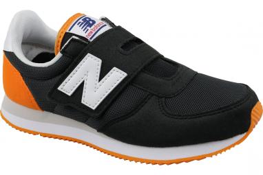 New Balance PV220BKO Garçon chaussures de sport Noir