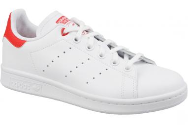 Adidas Stan Smith J  G27631 Garçon sneakers Blanc