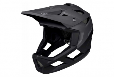 Endura Mt500 Full Face Helmet Black M L  55 59 Cm