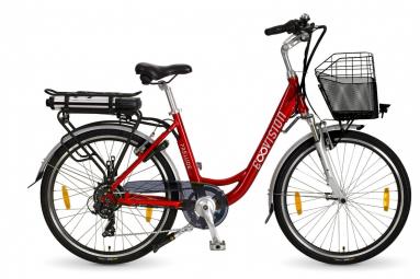 Vélo électrique E-Vision PRELUDE 24