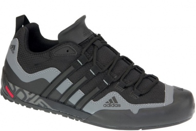 Adidas Terrex Swift Solo D67031 Homme chaussures de sport Noir
