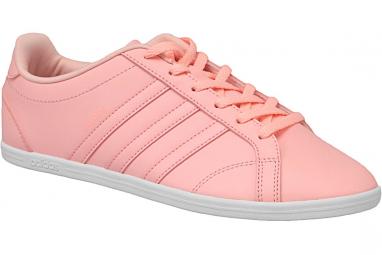 timeless design 9d792 2e592 Adidas Vs Coneo Qt W B74554 Femme chaussures de sport Rose