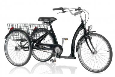 Image of Tricycle trad 24 pouces unique
