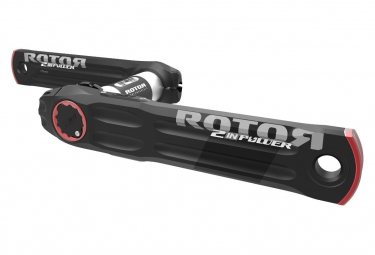 ROTOR Power Meter Cranckset Rotor 2Inpower Direct Mount (Without ring) Black