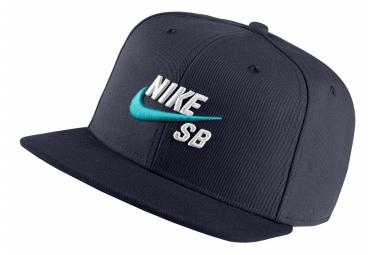 Nike SB Icon Cap Obsidian Blanco