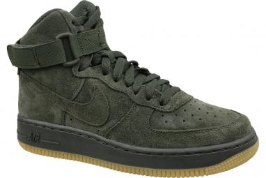 Nike Air Force 1 High LV8 Gs 807617-300 Garçon sneakers Vert