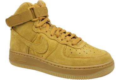 Nike Air Force 1 High LV8 Gs 807617-701 Garçon sneakers Jaune