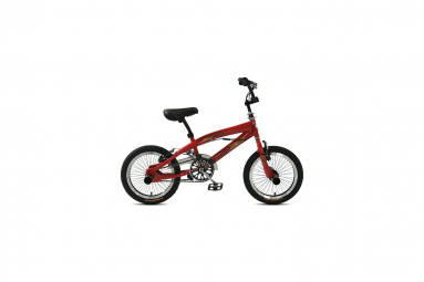 Image of Bmx fire dragon 16 pouces