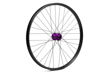 Hope Fortus 35W Pro 4 Front Wheel 27.5'' 32H Boost 15x110 mm Axle - Purple
