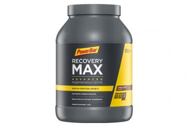 PowerBar Recovery MAX Chocolate Drink 1144 g