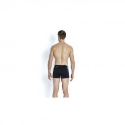 Boxer SPEEDO X Placement Digital V Aquashort - Black green