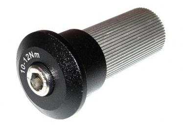 Adaptateur pour Retroviseur Aluminium Humpert Modèle M88/M99 Noir