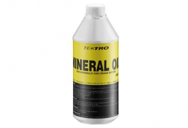 Tektro Mineral oil 1 liter Bottle