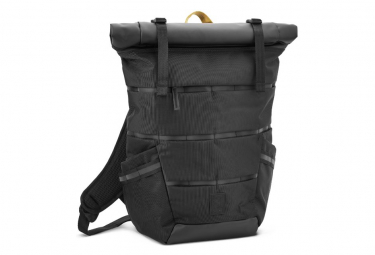 Mochila Chrome Mazer Ensign Rolltop Black