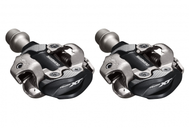 Pair of P dales Shimano XT PD-M8100