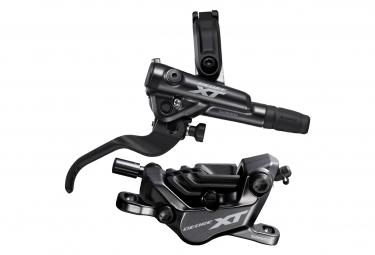 Rear Brake Shimano XT M8120 4 Pistons M tal Ventil J-Kit (without disc) 170cm I-Spec EV Black