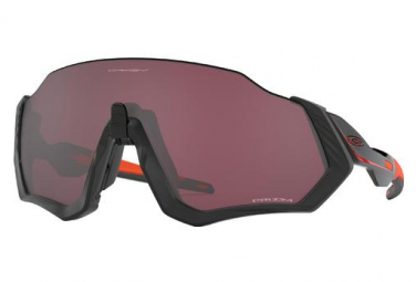 Oakley Sunglasses Flight Jacket Ingnite / Prizm Road Black / Ref. OO9401-1337