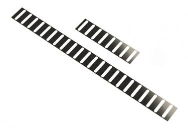 RRP ProGuard adhesivo trasero negro / blanco