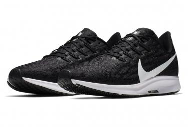 Nike Air Zoom Pegasus 36 Herren Laufschuhe Schwarz Weiß