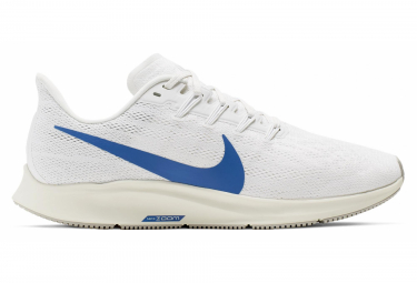 Nike Air Zoom Pegasus 36 White Blue Men