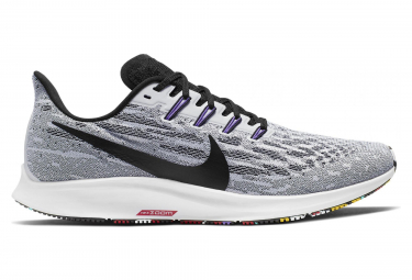 Nike Air Zoom Pegasus 36 White Grey Men