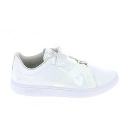 Image of Basket mode sneaker puma smash c blanc 29
