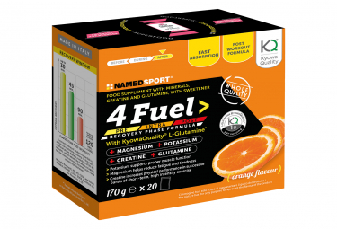 Food Supplement NamedSport 4Fuel 20 Sachets