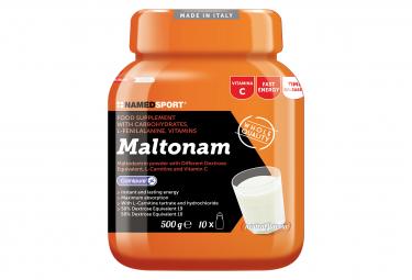 Image of Boisson energetique namedsport maltonam 500g