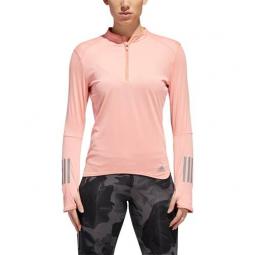 Sweats Adidas RS LS Zip Tee W