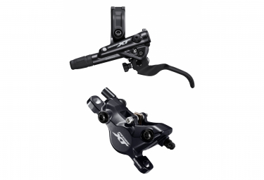 Shimano XT Front Brake M8100 Resine J-Kit (without disc) 95cm Black