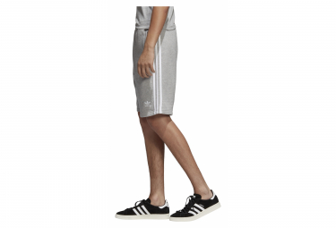 Short adidas 3-Stripes gris
