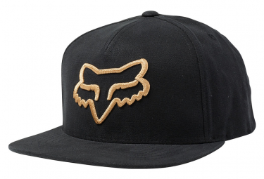 Fox Snapback Instill Cap Black / Yellow