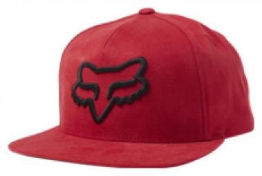 Casquette Fox Snapback Instill Rouge / Noir