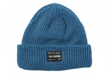 Blue Reformed Fox Hat