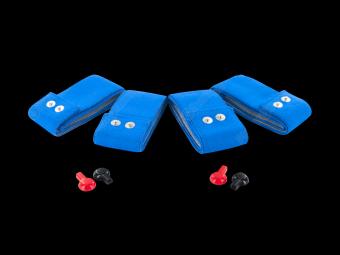ELECTROFITNESS Kit lipolyse / drainage jambes
