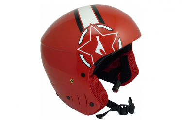 Casque De Ski Vola Racing W Red Fis