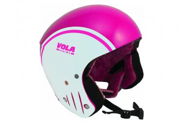 Casque De Ski Vola Racing Girly Rose Fis