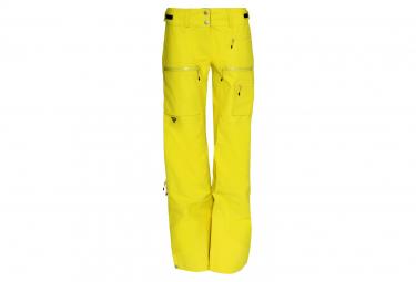 Pantalon De Ski Black Crows Ventus Gore-tex Yellow