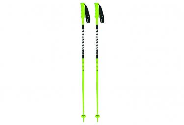 Bâtons De Ski Komperdell Nationalteam Alu 18mm Green