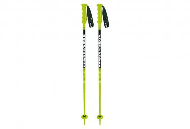 Bâtons De Ski Komperdell National Team Alu Jr 16mm