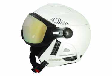Casque De Ski Diezz Louna 2 Color White Pearl