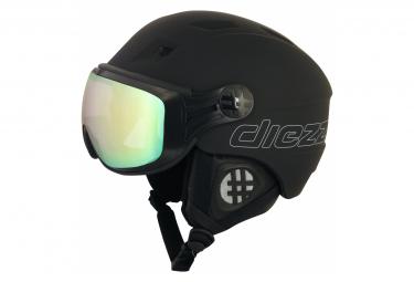 Casque De Ski Diezz Glide Color Black