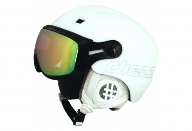 Casque De Ski Diezz Glide Color White