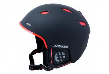 Casque De Ski Diezz Jozz Black Orange